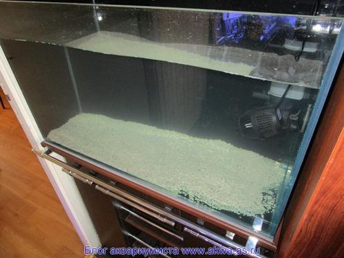 alt=Грунт в морском аквариуме