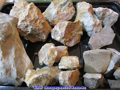 alt=камни для аквариума