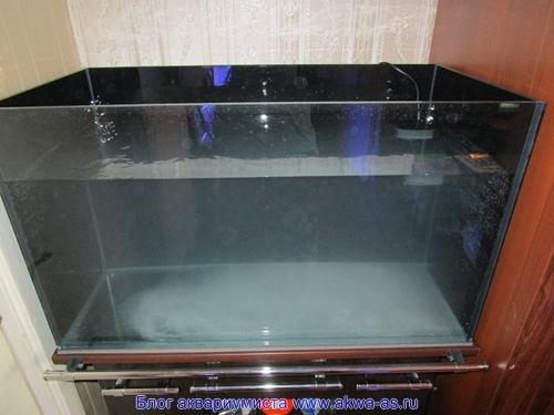 alt=Засолка воды в аквариуме