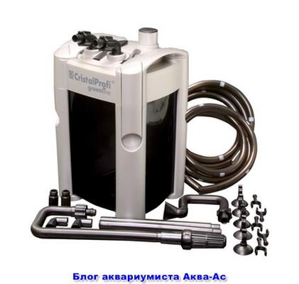 Оборудование для акариума внешний фильтр