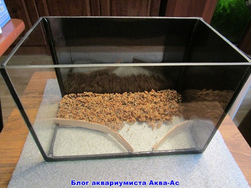 alt=грунт в аквариуме